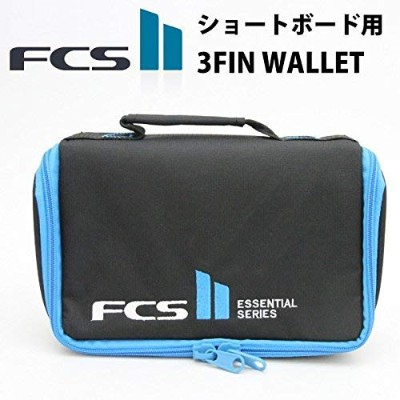 FCS2 フィンケース Shortboard 3Fin Wallet ショートボード用3 サーフィン