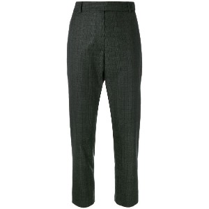 A.F.Vandevorst tailored fitted trousers - ブラック