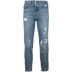Levi's Wedgie Icon jeans - ブルー