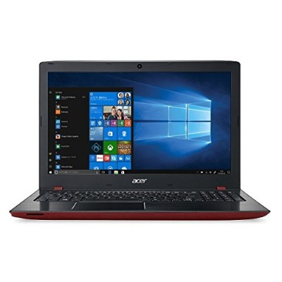 ACER(エイサー) 15.6型ノートPC[Win10 Home・Core i3・HDD 500GB・メモリ 4GB]Aspire E 15 ロココレッド E5-576-F34D/R ロココレッド ...