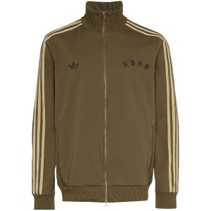 Adidas x neighborhood logo track jacket - グリーン