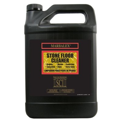 Stone Care Marbalex 1 Gallon Stone Floor Cleaner by Stone Care International