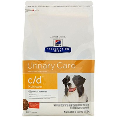 Hill's Prescription Diet c/d Canine Urinary Tract Health - 8.5lb by Hills Diets