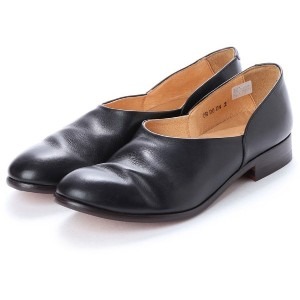【SALE 45%OFF】ディガウト DIGOUT CHET (Washed Side Slit Shoes) (BLACK) レディース