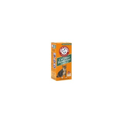 Arm & Hammer Cat Litter Deodorizer with Baking Soda, 20.0 OZ by Arm & Hammer