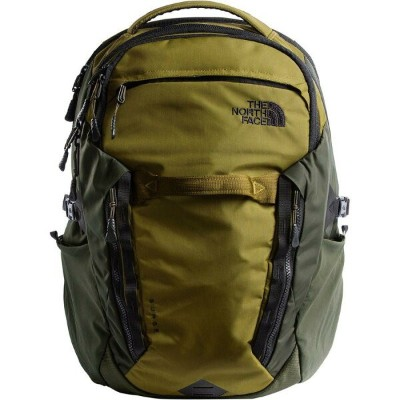 (取寄)ノースフェイス サージ 31L バックパック The North Face Men's Surge 31L Backpack Fir Green/New Taupe Green