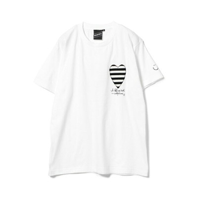 [Rakuten BRAND AVENUE]【SPECIAL PRICE】Palm Graphics / Left My Heart Tee BEAMS T ビームスT カットソー