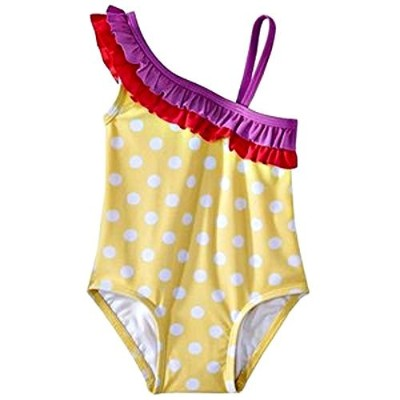 Circo Infant Girls' 1-Piece Polka Dot Swimsuit - Small 6 Months by Circo