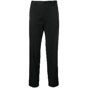 Y's tailored trousers - ブラック