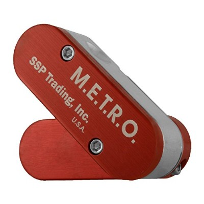 """""""High Tech Pipes"""" M.E.T.R.O. Lyte Pipe(Red-レッド)-""""ハイテックパイプス"""" メトロライトパイプ[正規品]"""