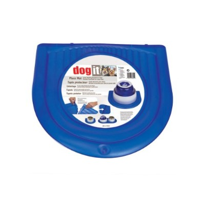 Dogit Drinking Fountain PVC Place Mat - Large by Dogit