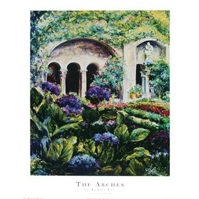 The Arches by Linda Lee 7X 5アートプリントポスター