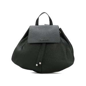 Orciani round backpack - ブラック