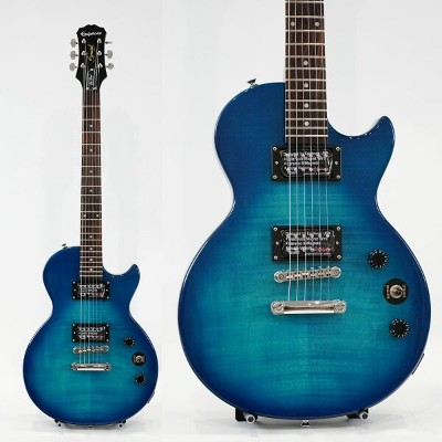 Epiphone Les Paul Special II Plus Top TBL 2nd エレキギター アウトレット