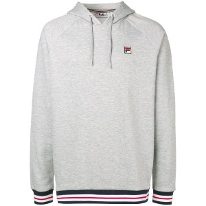 Fila hooded sweater - グレー