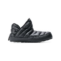 The North Face cushioned winter sneakers - ブラック