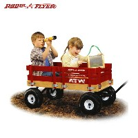 【送料無料】【RADIO FLYER ラジオフライヤー】カーゴワゴン 【#29】All-Terrain Cargo Wagon【smtb-k】【kb】05P04Jul15