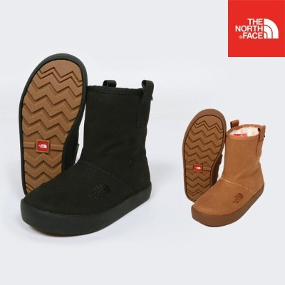 THE NORTH FACE ノースフェイス ブーツ キッズ K WINTER CAMP BOOTIE 靴 NFJ51647 セール SALE