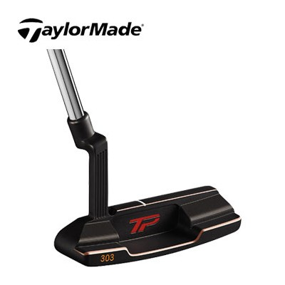 テーラーメイド 2018 TP COLLECTION BLACK COPPER JUNO パター Super Stroke Pistol GTR 1.0 グリップ 日本仕様【TaylorMade...