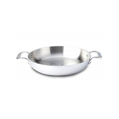 All-Clad d5 Stainless Steel 4-Quart Soup Pot with Lid by All-Clad