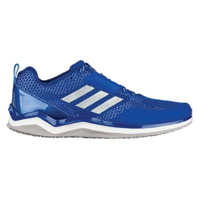 アディダス adidas メンズ 野球 シューズ・靴【Speed Trainer 3.0】Collegiate Royal/Silver Metallic/White