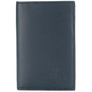 Vivienne Westwood classic foldover wallet - ブルー