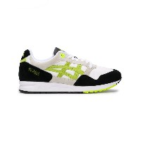 Asics panelled sneakers - ホワイト