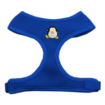 Mirage Pet Products 73-07 LGBL Penguin Chipper Blue Harness Large