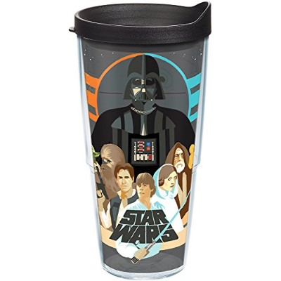 Tervis Star Wars Classic Group Wrap with Lid 710ml Tumbler 1254455