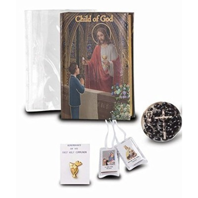 Little Child of God 5pc Comm. Gift Set / Boy by FavorOnline