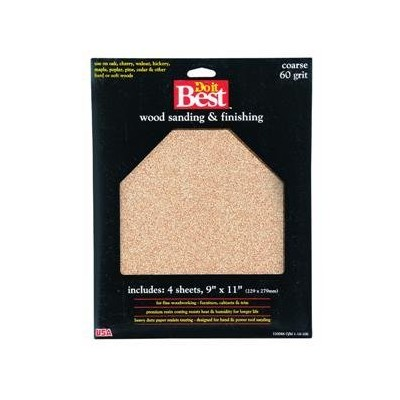 Ali Ind.330086Do it Best Garnet Sandpaper-COARSE GARNET SANDPAPER (並行輸入品)