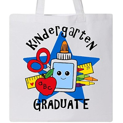 Inktastic School Supplies幼稚園Gradトートバッグ One Size
