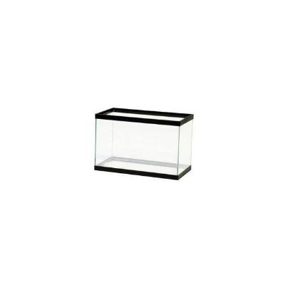 All Glass Aquarium AAG10005 Tank, 5.5-Gallon by All Glass Aquariums
