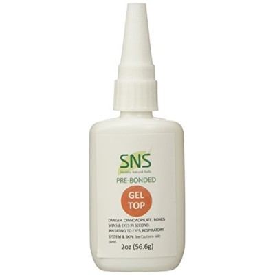 SNS Nails Gel Top Refill, 2 oz
