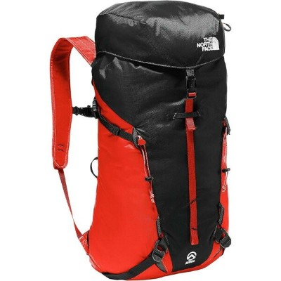 (取寄)ノースフェイス ヴェルト 27L バックパック The North Face Men's Verto 27L Backpack Fiery Red/Tnf Black