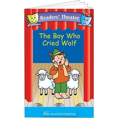 Really Good Readers ' Theater–The Boy Who Cried Wolf Book