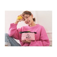 3CE  3CE PINK PRUMOUR POUCH_SMALL(3165311002101) 【三越・伊勢丹/公式】 バッグ~~セカンドバッグ・ポーチ