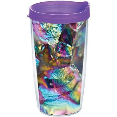Tervis 88863338687216oz Rainbow Pyrite Tumbler with Lid