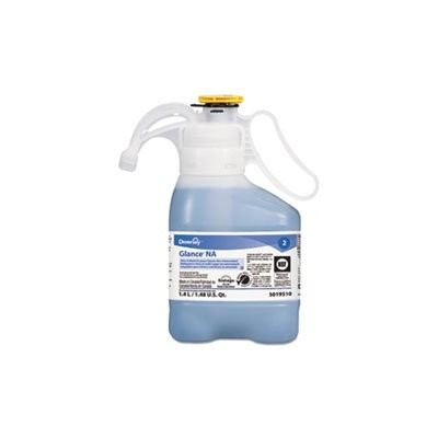 Diversey 95019510Glance NA Glass & Surface Cleaner non-ammoniated 1400mlボトル2/カートン