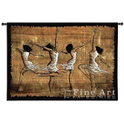 FineArtTapestries 3605-WH Rejoice Wall Tapestry
