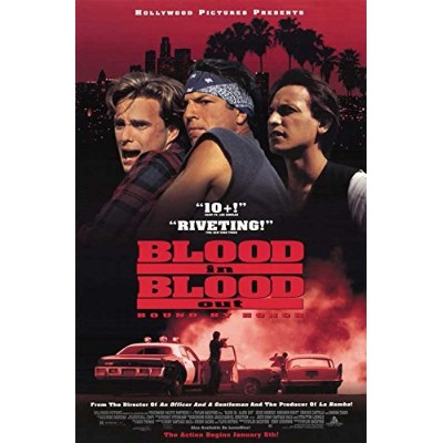 Blood in。。。Blood Out : Bound by Honorポスター映画( 11 x 17インチ – 28 cm x 44 cm ) ( 1992 ) (スタイルB )