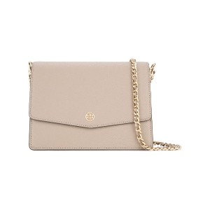 Tory Burch Robinson shoulder bag - ニュートラル
