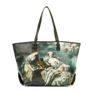 Vivienne Westwood Europa small shoulder bag - グリーン