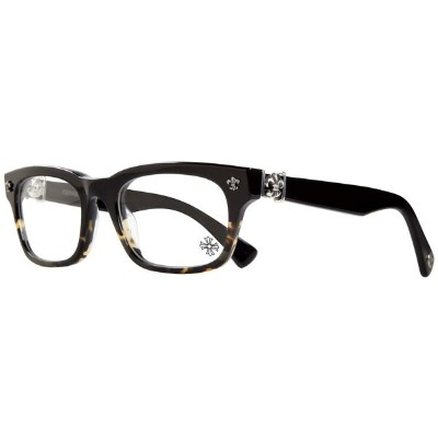 CHROME HEARTS GITTIN ANY?-A Black Maize 52-19-145 クロムハーツ 眼鏡