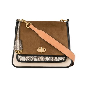Tory Burch Bennet shoulder bag - ブラウン
