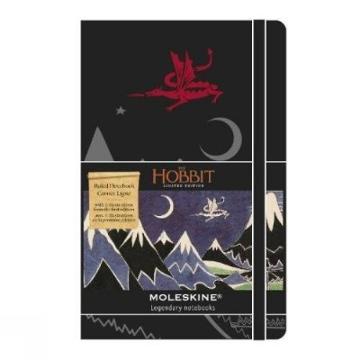 Moleskine Limited Edition Hobbit II - Pocket Ruled Notebook (Limited Editions)