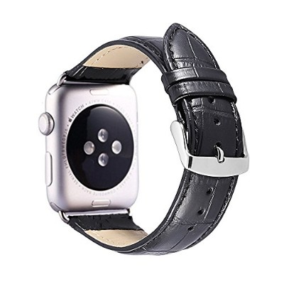 Nywing For apple watch バンド 38mm 42mm 40mm 44mm本革 アップルウォッチバンド iWatchバンド apple watch series 1 series...