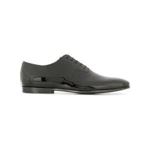 Lanvin classic Oxford shoes - ブラック