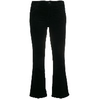 J Brand cropped trousers - ブラック