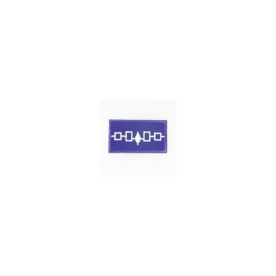 Iroquois Native Flag Small Iron on Patch Crest Badge 3.8cm X 6.4cm New